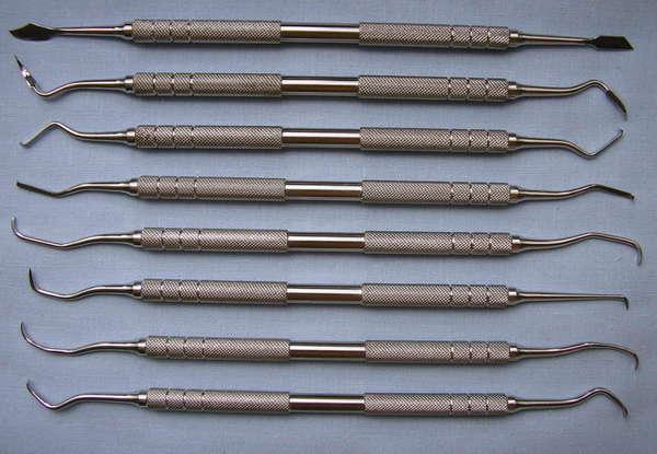 Инструменты для удаления зубного камня в домашних условиях